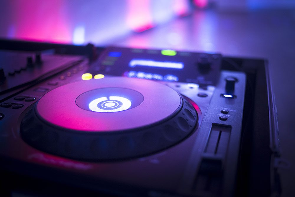Wedding Reception DJ Entertainment