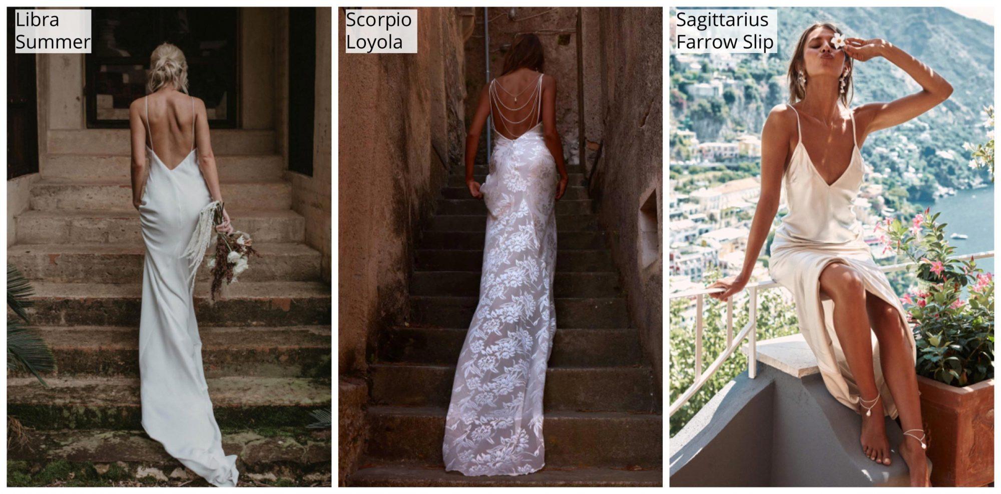 Dress for your zodiac: Libra Scorpio Sagittarius