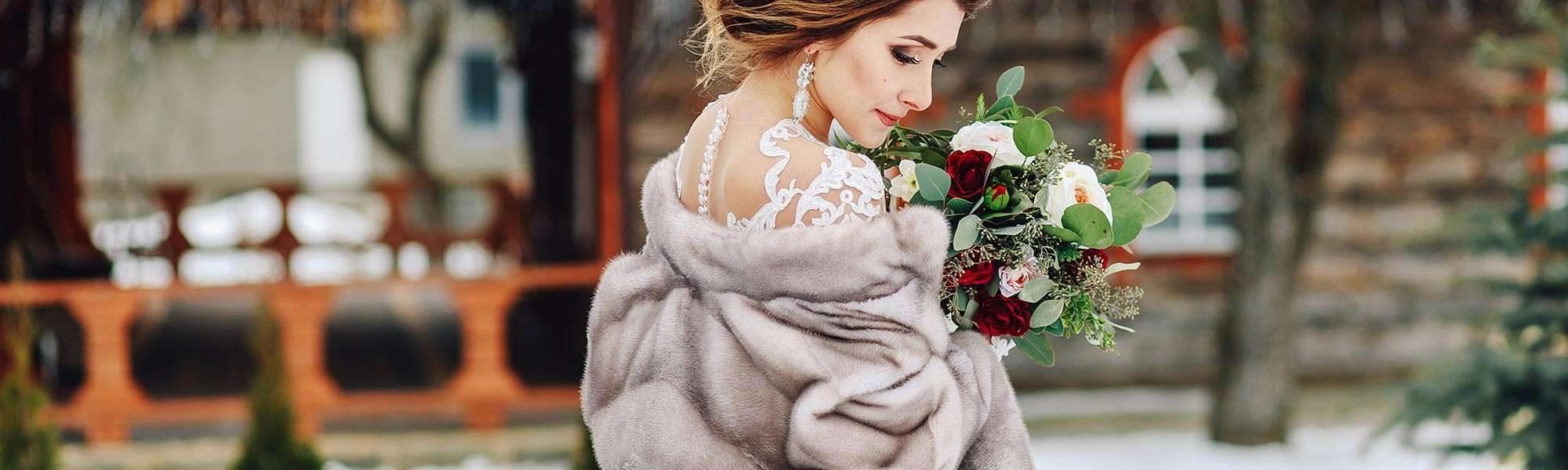 Winter Wedding Transformation